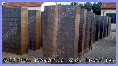 24格不锈钢碗柜 餐具柜定制  储存柜生产厂家 -铸造储物柜专供
